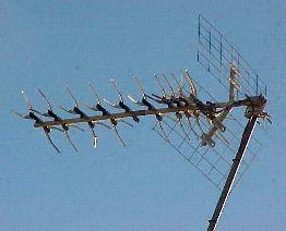 Uhf-tv-antenna