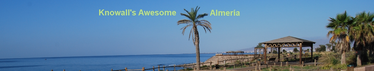 Knowall's Awesome Almería – information -forum – blog